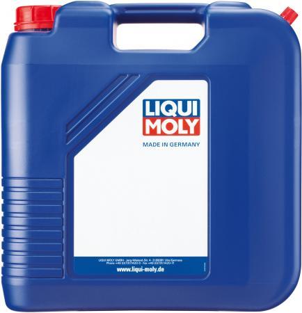 Cинтетическое трансмиссионное масло LiquiMoly Marine Fully Synthetic Gear Oil 75W90 20 л 25040 редукторное масло universal 75w 90 синтетическое 1 л