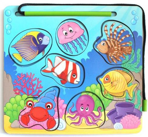 Развивающая игрушка Мастер игрушек Океан мастер игрушек