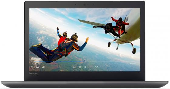 Ноутбук Lenovo IdeaPad 320-15AST 15.6 1920x1080 AMD A6-9220 1 Tb 4Gb AMD Radeon 530 2048 Мб черный Windows 10 Home 80XV0026RK lenovo lenovo ideapad b5045 amd a4 1 8ггц 4gb 500gb windows 10