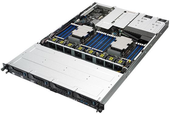 Сервер ASUS RS700-E9-RS4 серверная платформа asus rs300 e9 rs4