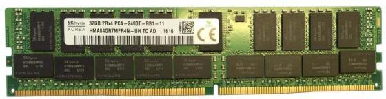 Оперативная память 32Gb PC4-19200 2400MHz DDR4 DIMM Hynix HMA84GR7MFR4N-UHTD оперативная память hynix hmt451u6dfr8a pbn0