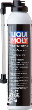 Герметик для ремонта мотоциклетной резины LiquiMoly Motorbike Reifen-Reparatur-Spray 1579