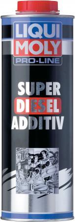 Модификатор дизельного топлива LiquiMoly Pro-Line Super Diesel Additiv 5176