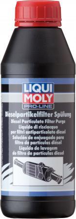 Промывка дизельного сажевого фильтра LiquiMoly Pro-Line Diesel Partikelfilter Spulung (профессиональная финишняя) 5171 очиститель дизельного сажевого фильтра liqui moly pro line diesel partikelfilter reiniger для грузовых автомобилей 1 л