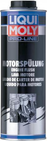 Средство для промывки двигателя LiquiMoly Профи Pro-Line Motorspulung 2425 герметик масляной системы gunk m1616