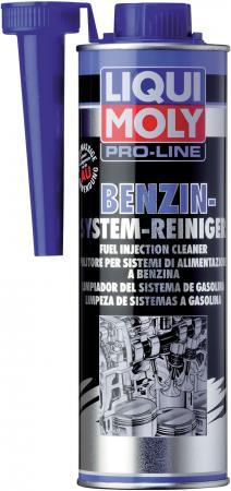 Присадка для ухода за бензиновой системой впрыска LiquiMoly Pro-Line Benzin-System-Reiniger 5153 присадка для бензиновой системой впрыска benzin system pflege liqui moly 250 мл