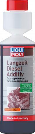 Присадка для дизельных систем LiquiMoly Langzeit Diesel Additiv (долговременная) 2355