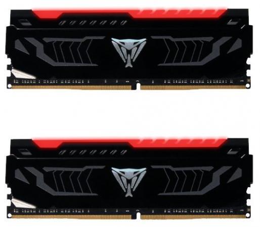 Оперативная память 16Gb (2x8Gb) PC4-21300 2666MHz DDR4 DIMM Patriot PVLR416G266C5K 2 гб ddr dimm 200 266 мгц