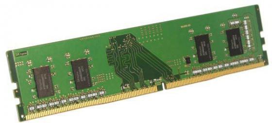 Оперативная память 4Gb PC4-21300 2666MHz DDR4 DIMM Hynix HMA851U6CJR6N-VKN0 оперативная память dimm ddr2 1gb pc2 6400 800mhz hynix