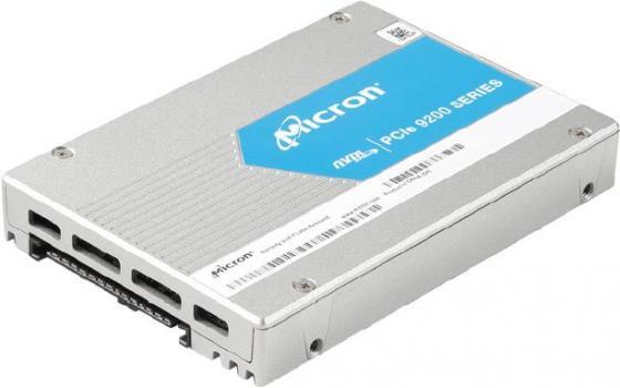 Твердотельный накопитель SSD PCI-E 1.92Tb Crucial 9200 Pro Read 2700Mb/s Write 1950Mb/s MTFDHAL1T9TCT-1AR1ZABYY pci e to