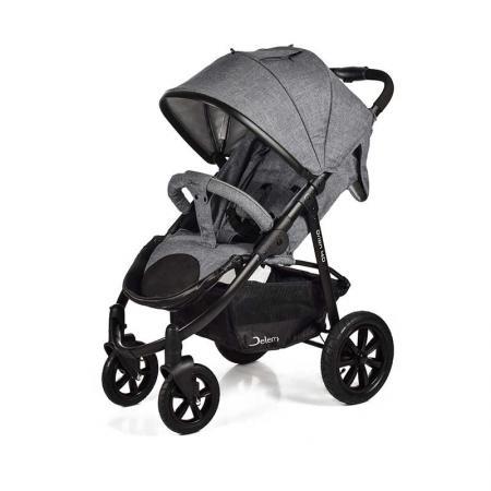 Прогулочная коляска Jetem Orion 4.0 (grey new)