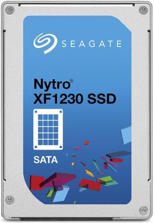 """где купить Жесткий диск для сервера SSD 2.5"""" 960Gb Seagate SATAIII XF1230-1A0960 дешево"""