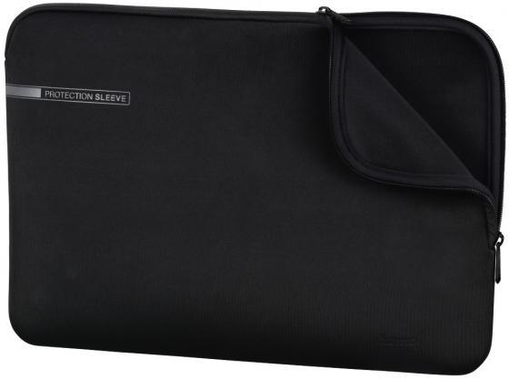 Чехол для ноутбука 15.6 HAMA 00101546 неопрен черный чехол для ноутбука 15 6 hama slide ткань черный 00101733