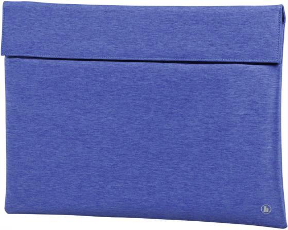 """Чехол для ноутбука 15.6"""" HAMA """"Slide"""" ткань синий 00101734 цена 2017"""