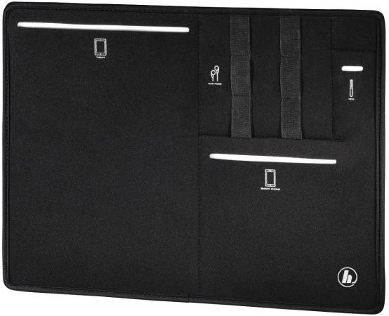 Чехол для ноутбука 13.3 HAMA Bag Organiser неопрен черный 00101789 чехол для ноутбука 13 3 hama bag organiser черный неопрен 00101789