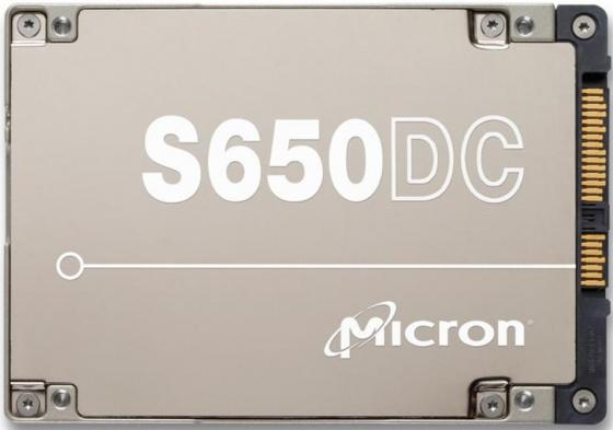 Жесткий диск SSD 2.5 3.2Tb Crucial S650DC SAS MTFDJAL3T2MBS-2AN1ZABYY