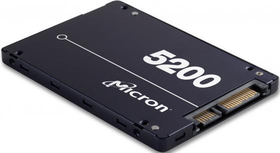 Жесткий диск SSD 2.5 1.92Tb Crucial SATAIII MTFDDAK1T9TDC-1AT1ZABYY
