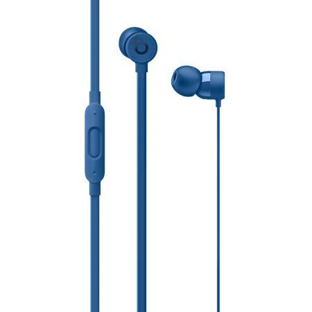 Наушники Apple urBeats3 синий MQFW2ZE/A
