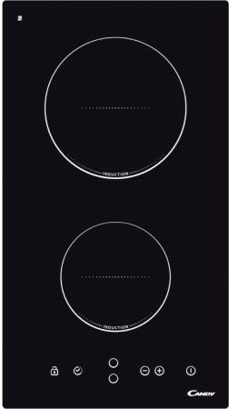 Варочная панель электрическая Candy CDI30 черный варочная панель электрическая smeg se364td черный