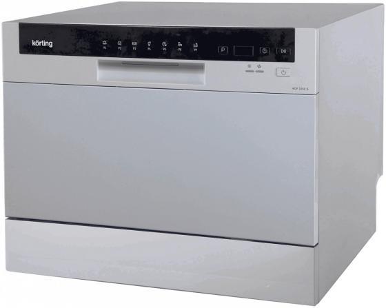 Посудомоечная машина Korting KDF 2050 S серебристый