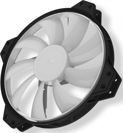 Вентилятор Cooler Master MF200R RGB LED Fan R4-200R-08FC-R1 200x200x25mm 800rpm вентилятор cooler master mf200r rgb led fan r4 200r 08fc r1 200x200x25mm 800rpm
