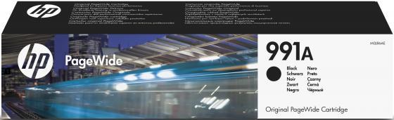 Картридж HP № 991A M0J86AE для HP PageWide Pro 775/772/777 черный картридж hp c9391ae 88xl cyan для officejet pro k550 k5400 l7580 l7680 l7780