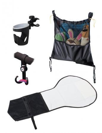 Набор для путешествий и аксессуары Altabebe AL1970 (сетчатая сумка/держат для бут/крючок/наб для подгузников) обогреватель nobo nfc2n 10