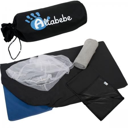Набор для путешествий и аксессуары Altabebe AL5005 (москитная сетка/одеяло флис/сумка/простыня/чехол)