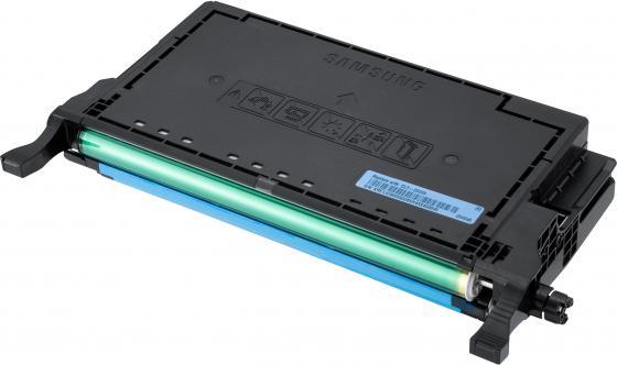 Картридж HP SU086A CLT-C609S для CLP-770ND голубой картридж nv print nvp cf280a для hp lj 400 m401d pro 400 m401dw pro 400 m401dn