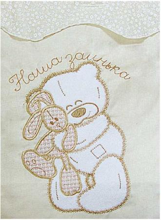 Комплект постельного белья Золотой Гусь Сабина (бежевый) комплект постельного белья золотой гусь лапушка бежевый желтый 2223