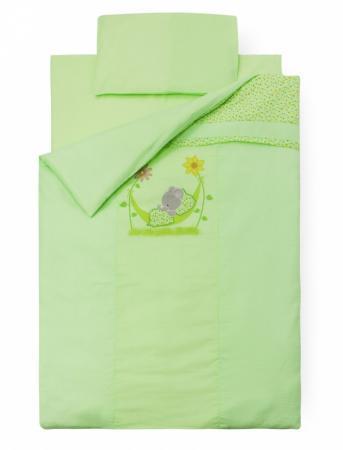 Комплект постельного белья Золотой Гусь Сладкий сон (зеленый) комплект постельного белья золотой гусь лапушка бежевый желтый 2223