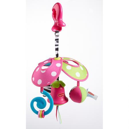 Мобиль на коляску Tiny Love Веселая карусель (моя принцесса) игрушка подвеска tiny love веселая карусель моя принцесса