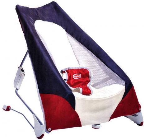 Баунсер переносной Tiny Love (красный) кресла качалки шезлонги tiny love люлька баунсер люкс