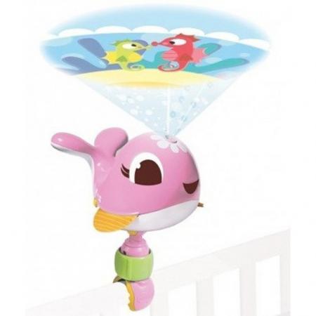 Игрушка-проектор Tiny Love Коди (розовый) проектор игрушка проектор tiny love 514 коди розовый 1304606830