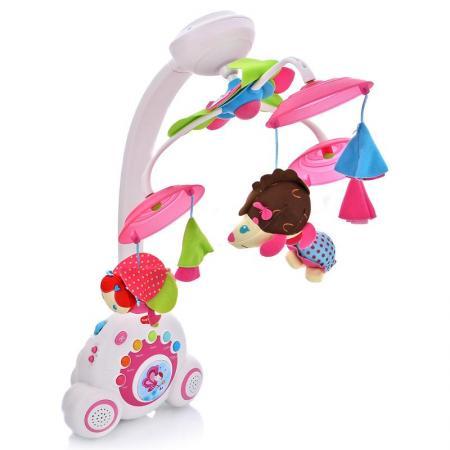 Мобиль на кроватку Tiny Love Бум-Бокс Моя принцесса tiny love многофункциональный мобиль бум бокс 1302476830 431