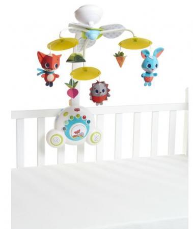 Мобиль на кроватку Tiny Love Бум-Бокс Солнечная полянка мобили tiny love бум бокс солнечная полянка