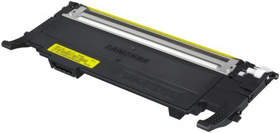 Картридж Samsung SU476A CLT-Y407S для CLP-320 325 320N желтый картридж hp su388a clt p407c для clp 320 325 320n цветной