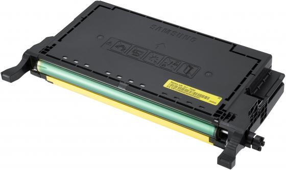 Картридж Samsung SU563A CLT-Y609S для CLP-770ND желтый цена