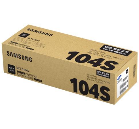 Картридж Samsung SU748A MLT-D104S для ML-1660 1665 1667 SCX-3200 3217 черный