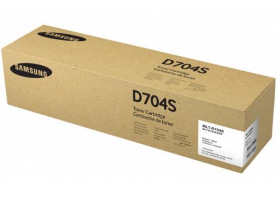 Фото - Картридж Samsung SS771A MLT-D704S для SL-K3300NR черный картридж samsung mlt d203e для samsung sl m3820 3870 4020 4070 черный
