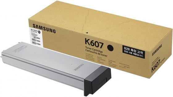 Картридж Samsung SS812A MLT-K607S для SCX-8030ND/8040ND черный внешний аккумулятор samsung eb pg930bbrgru 5100mah черный