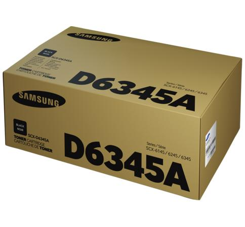 Картридж Samsung SV204A SCX-D6345A для SCX-6345 черный