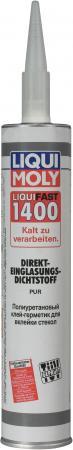 Клей-герметик LiquiMoly Liquifast 1400 (полиуретановый для вклейки стекол) 7548