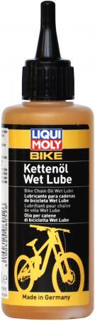 Смазка для цепи LiquiMoly Bike Kettenoil Wet Lube (дождь/снег) 6052 muc off смазка для цепи c3 wet ceramic lube 2015 120 мл