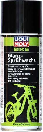 Полироль LiquiMoly Bike Glanz-Spruhwachs 6058