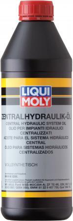 Cинтетическое гидравлическая жидкость LiquiMoly Zentralhydraulik-Oil 1 л 3978 жидкость гидравлическая liqui moly zentralhydraulik oil 2300 минеральная 1 л