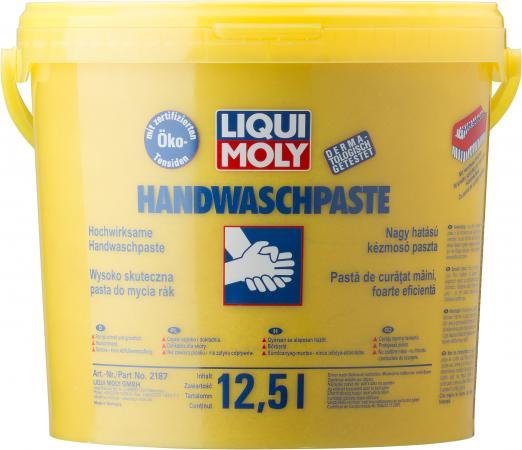 Паста для мытья рук LiquiMoly Handwasch-Paste 2187 паста для мытья рук handwasch paste 12 5 л liqui moly 2187