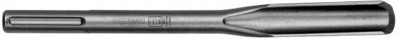 Зубило Metabo SDS-Max 300х26мм полукруглое 623357000 бур metabo sds max 22x920мм 623326000