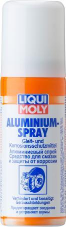 Алюминиевый спрей LiquiMoly Aluminium-Spray 7560