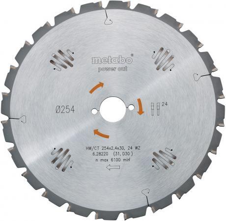 Пильный диск Metabo450х3.5/2.5х30 HMZ=32FZ/FA BKS450/BKH450 628020000